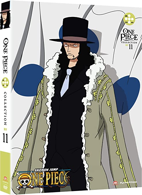 Amazon com: One Piece: Collection Eleven: Colleen