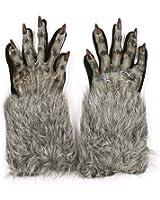 Werewolf Hands Adult Gloves