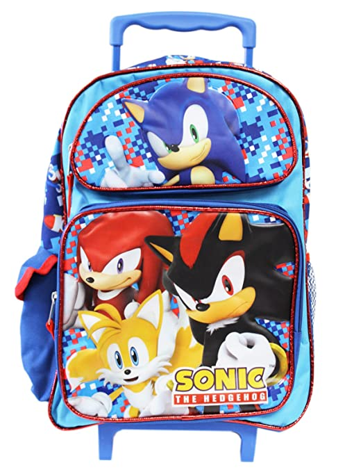 Amazon.com: Sonic The Hedge Hog 16