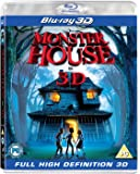 Monster House 3D (Blu-ray 3D) [2010] [Region Free]