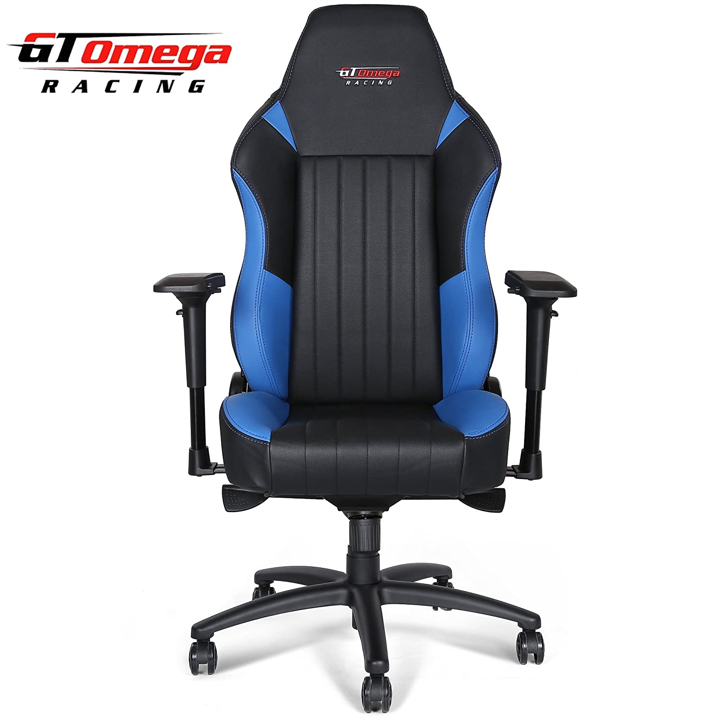 gaming bcp desk executive racing com leather pu seat swivel office chair ip walmart back