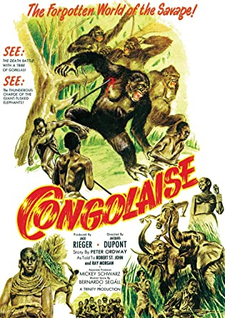Amazon com: Congolaise: Various, Jacques Dupont: Movies & TV