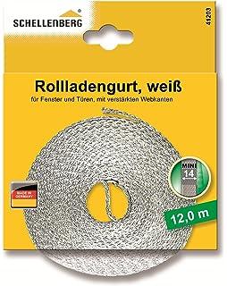 Schellenberg 84301 Gurtfix 18 mm//4.3 m beige