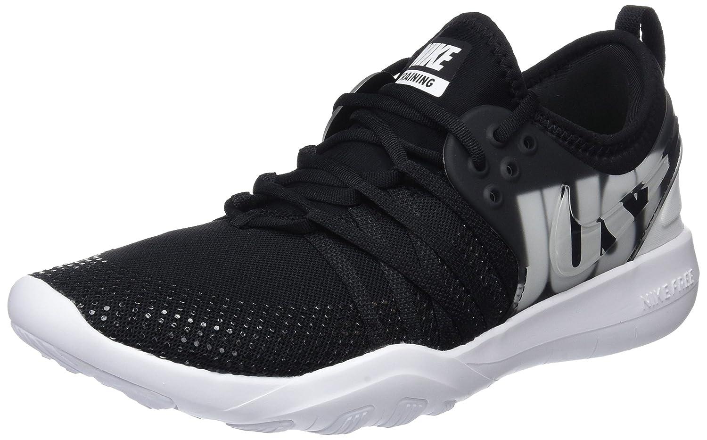NIKE Women's Free TR 7 Premium Training Shoe B0725WXLGF 6 M US|Black/Black-wolf Grey