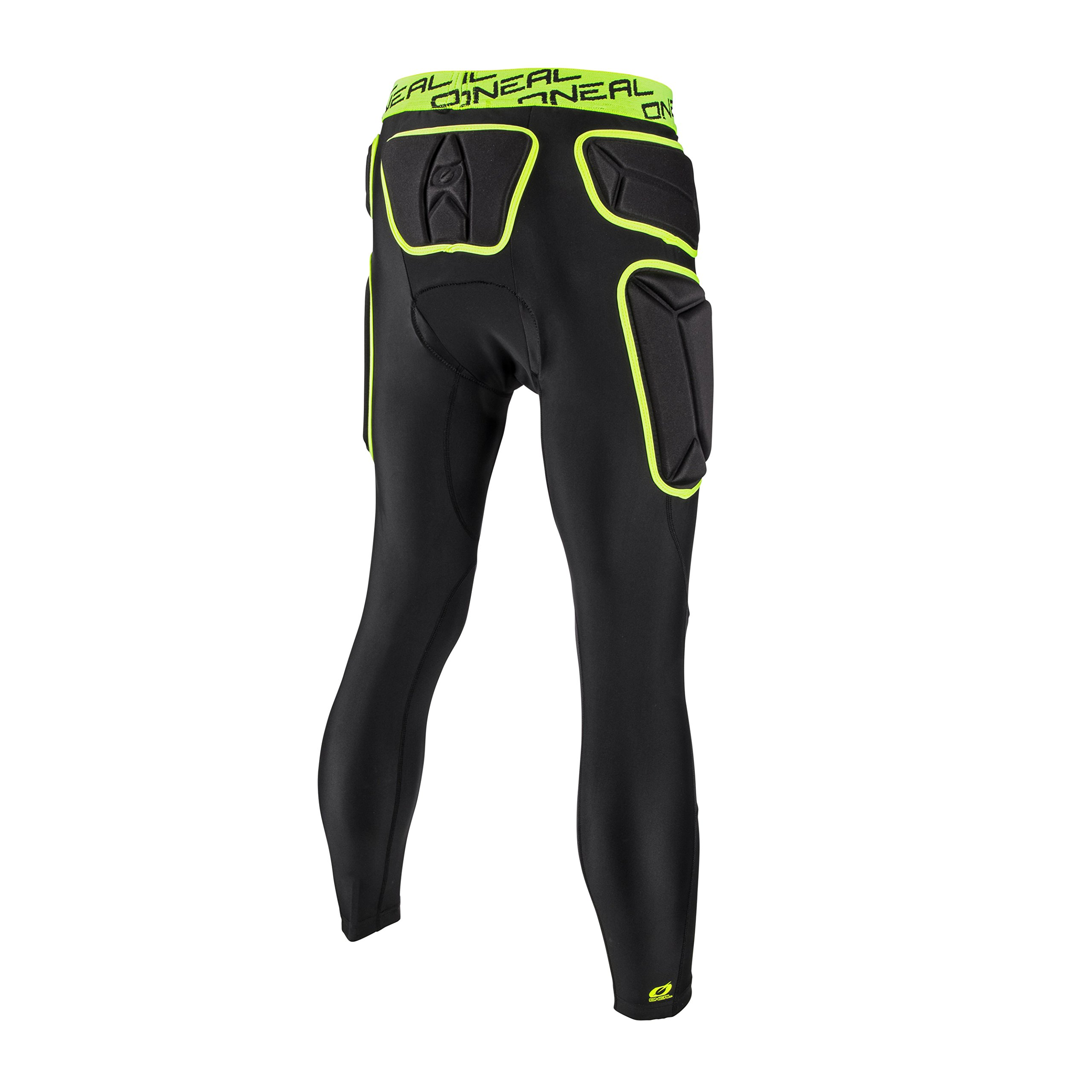 O'Neal Unisex-Adult's Trail Pro Pant (Lime/Black, Large) by O'Neal (Image #2)