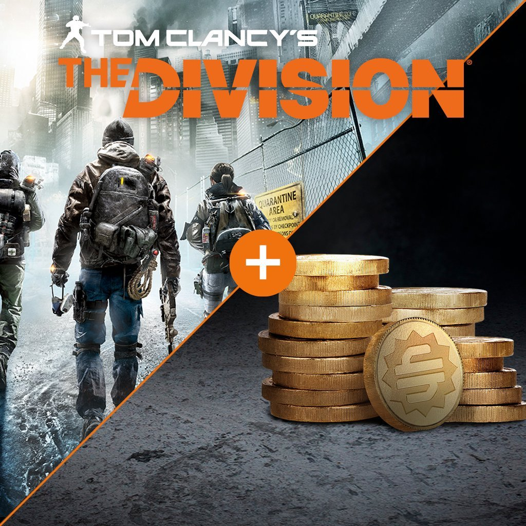 Amazon com: Tom Clancy's The Division: Premium Credits
