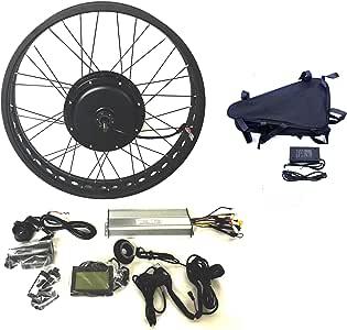 48V1200W Hub Motor Ebike Bicicleta ELÉCTRICA KIT DE