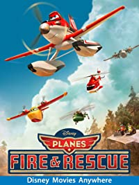 Planes Rescue Theatrical Dane Cook product image