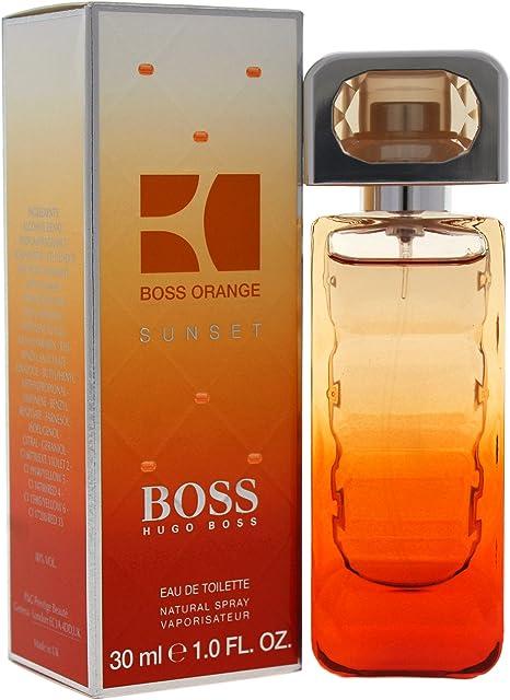 HUGO BOSS ORANGE SUNSET WOMAN EAU DE TOILETTE 30ML VAPO,: Hugo Boss: Amazon.es: Belleza
