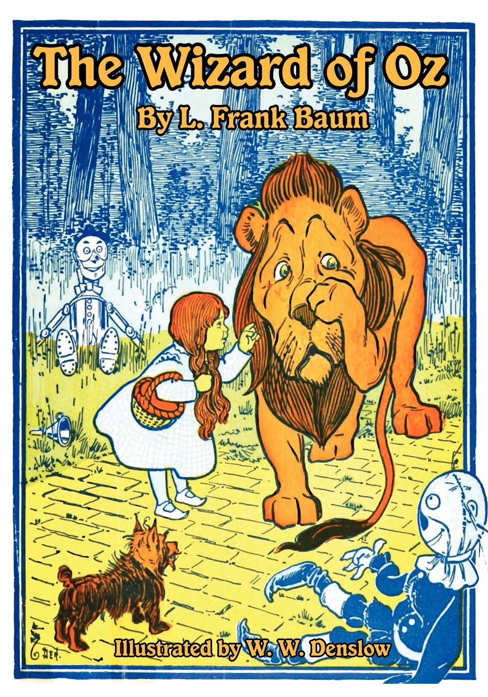 Download The Wizard of Oz ebook