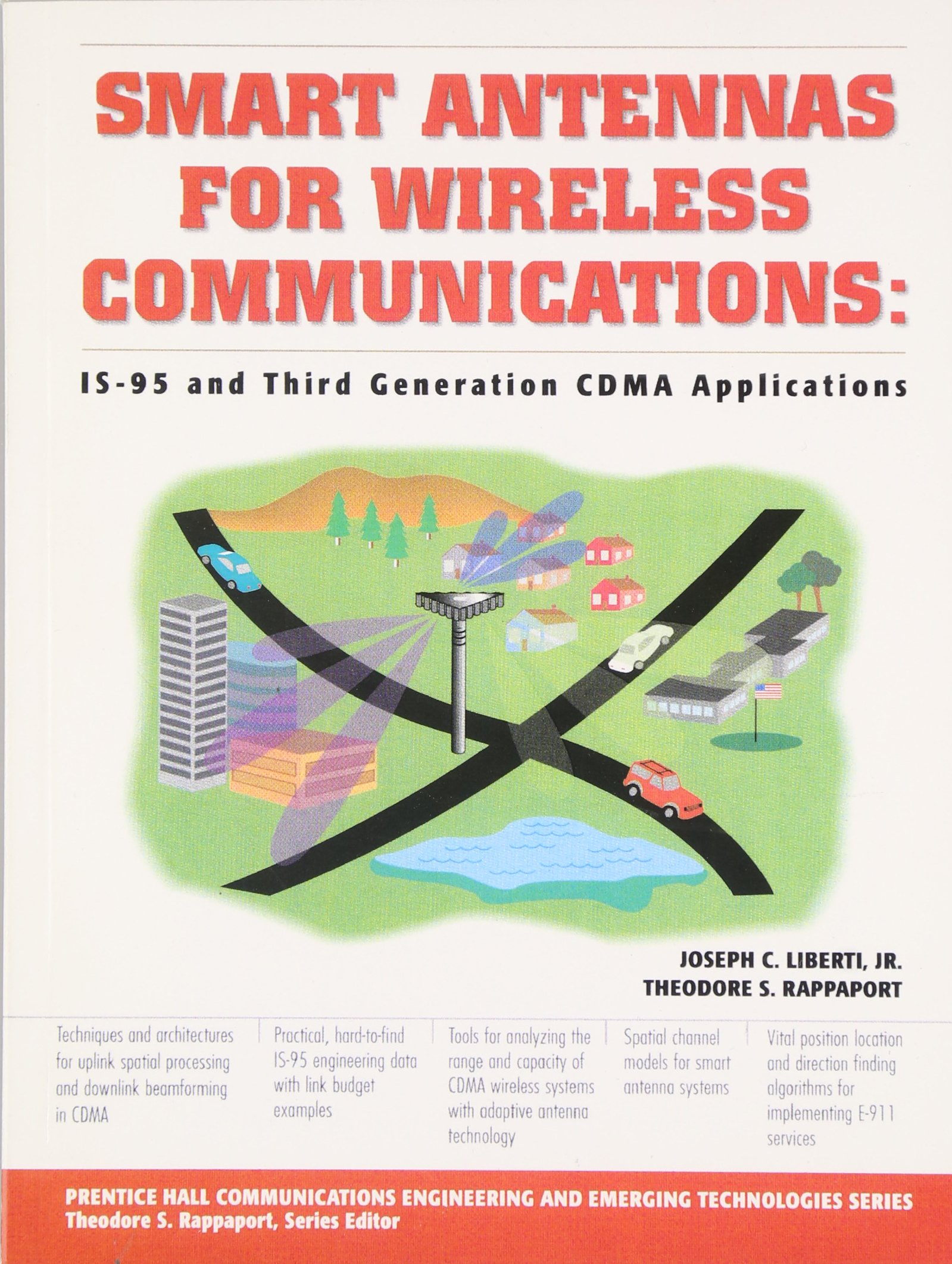 Buy Smart Antennas for Wireless Communications: IS-95 and Third Generation  CDMA Applications (Prentice Hall Communications Engineering and Emerging ...