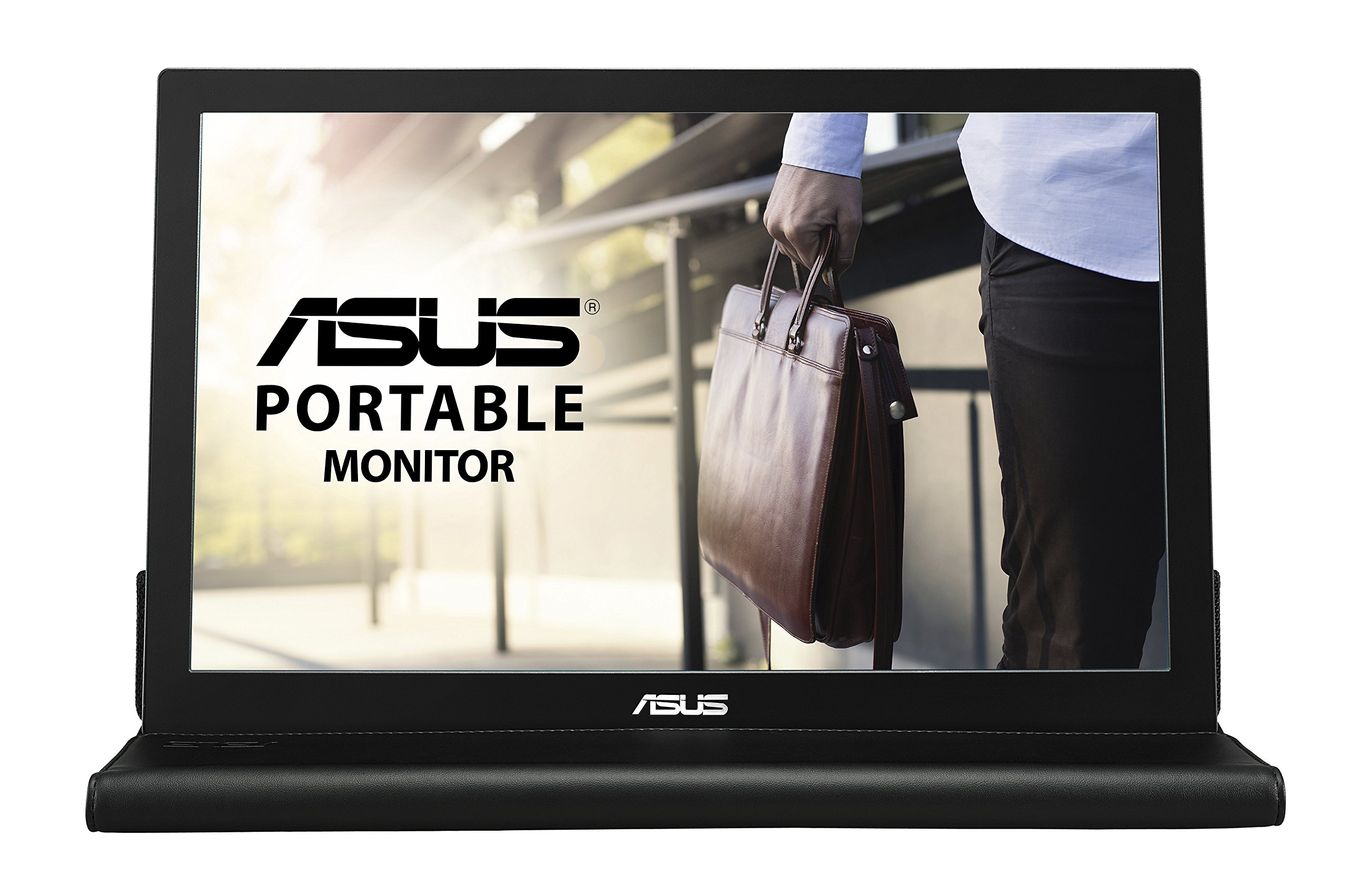 ASUS MB169B+ 15.6'' Full HD 1920x1080 IPS USB Portable Monitor by Asus