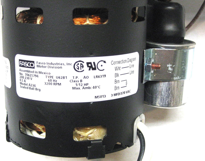 Groß Fasco Fan Motor Schaltplan Fotos - Elektrische Schaltplan-Ideen ...
