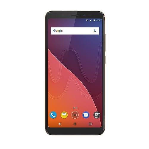 Wiko View 14 5 cm 5 7 3 GB 32 GB SIM Doble 4G Negro Oro 2900 mAh Smartphone 14 5 cm 5 7 3 GB 32 GB 13 MP Android 7 1 Negro Oro