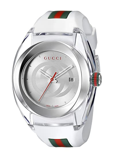 1a967fadf80 Gucci SYNC XXL YA137102 Watch  Amazon.ca  Watches