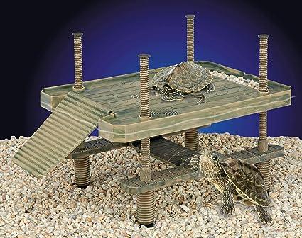Penn Plax Reptology Life Science Turtle Pier