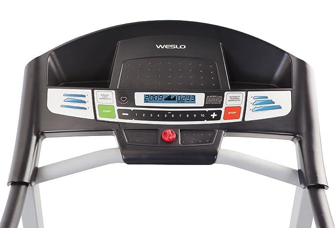 amazon com weslo cadence r 5 2 treadmill exercise treadmills rh amazon com  weslo cadence g 5.9 treadmill wiring diagram