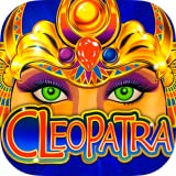 Slots! Cleopatra Slot Games - Classic Las Vegas Video Slot Machines with 777 Progressive Jackpot & 150+ Lucky Free Spins