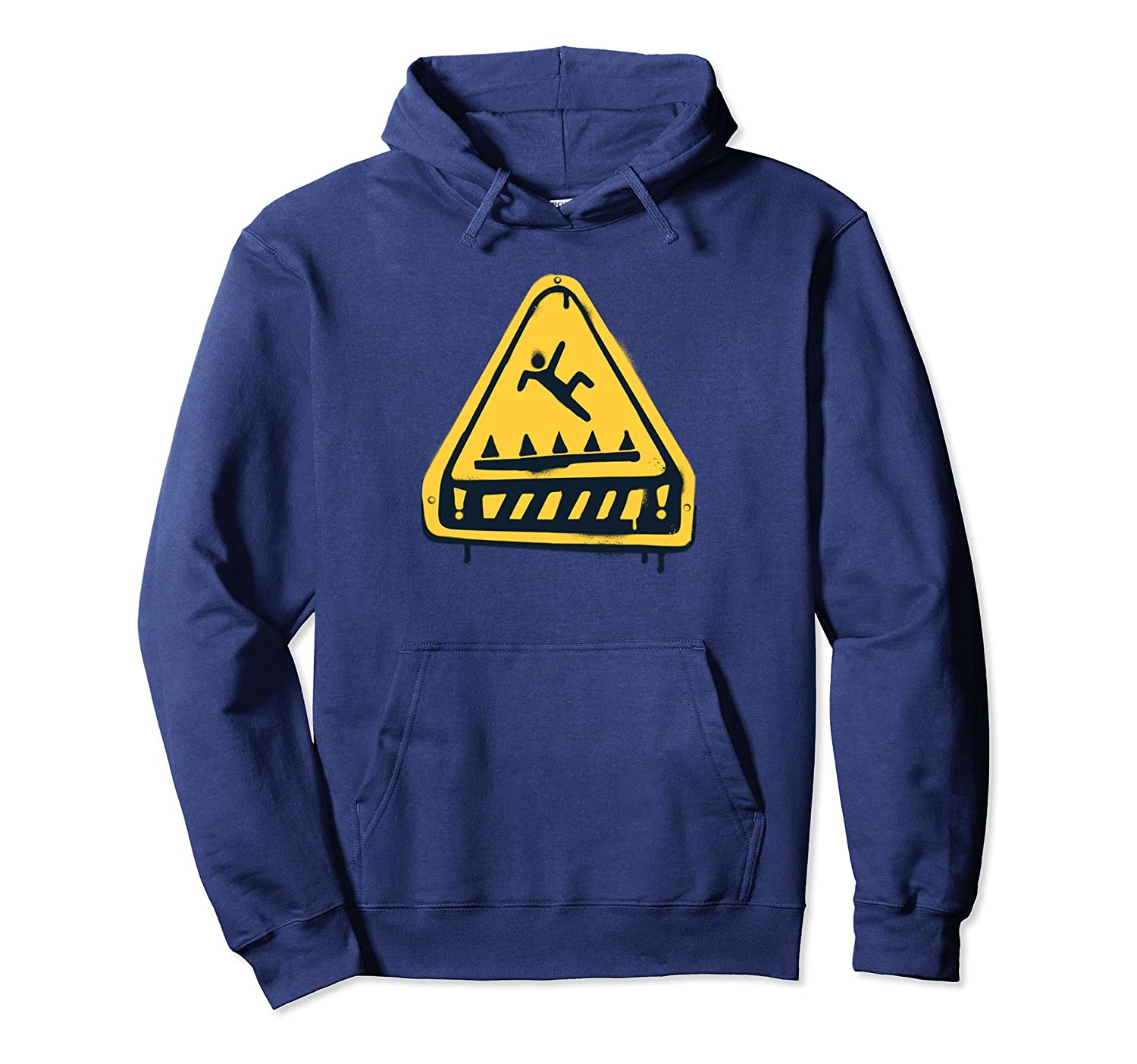 Fortnite Trap Warning Hoodie-4LVS