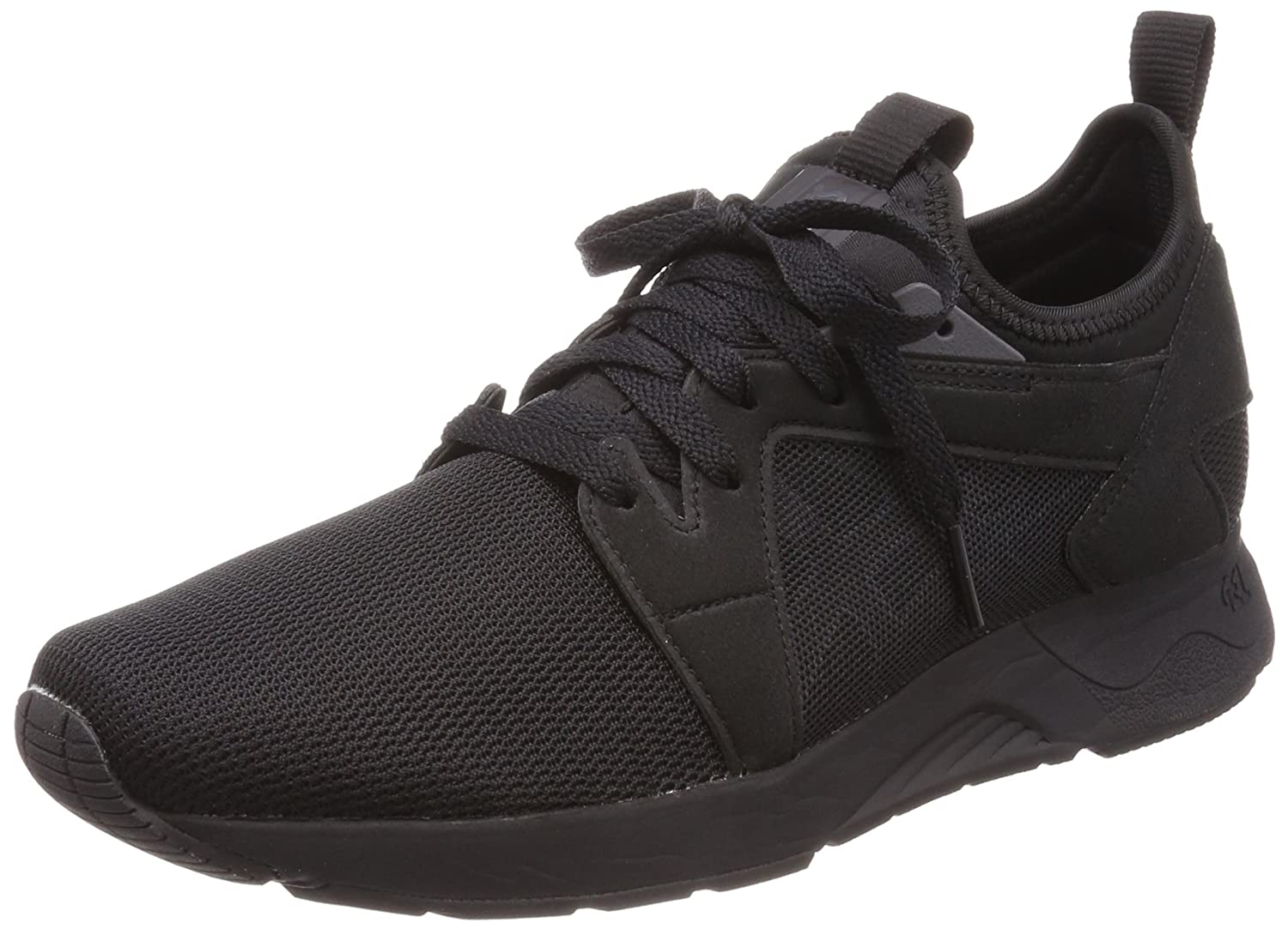 Asics Gel-Lyte Runner, Baskets Basses Homme, Noir (Black/Black 9090), 48 EU