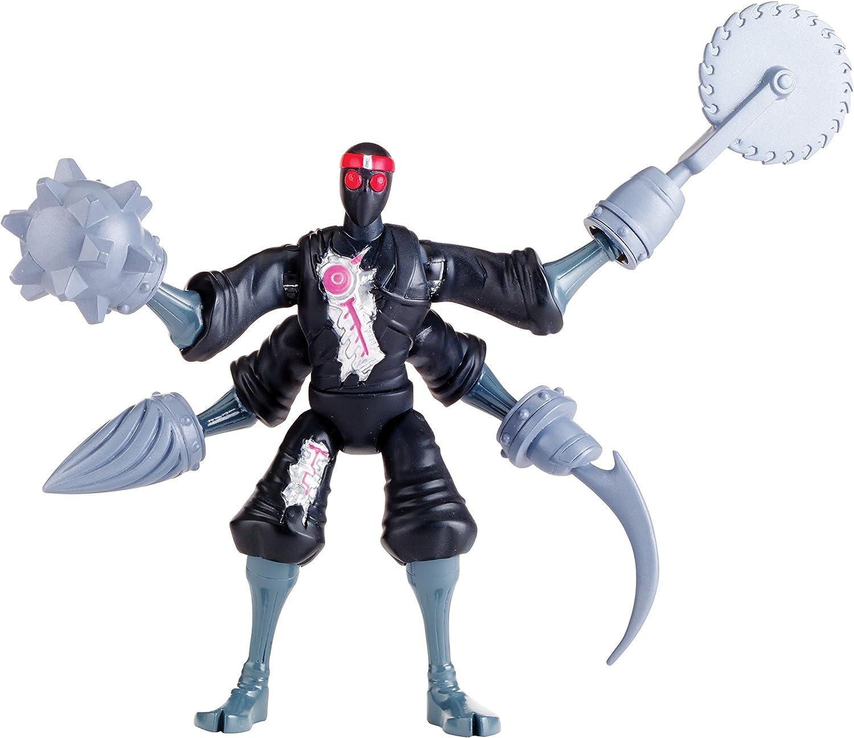 Amazon Com Teenage Mutant Ninja Turtles Robotic Foot Soldier Figure Toys Games