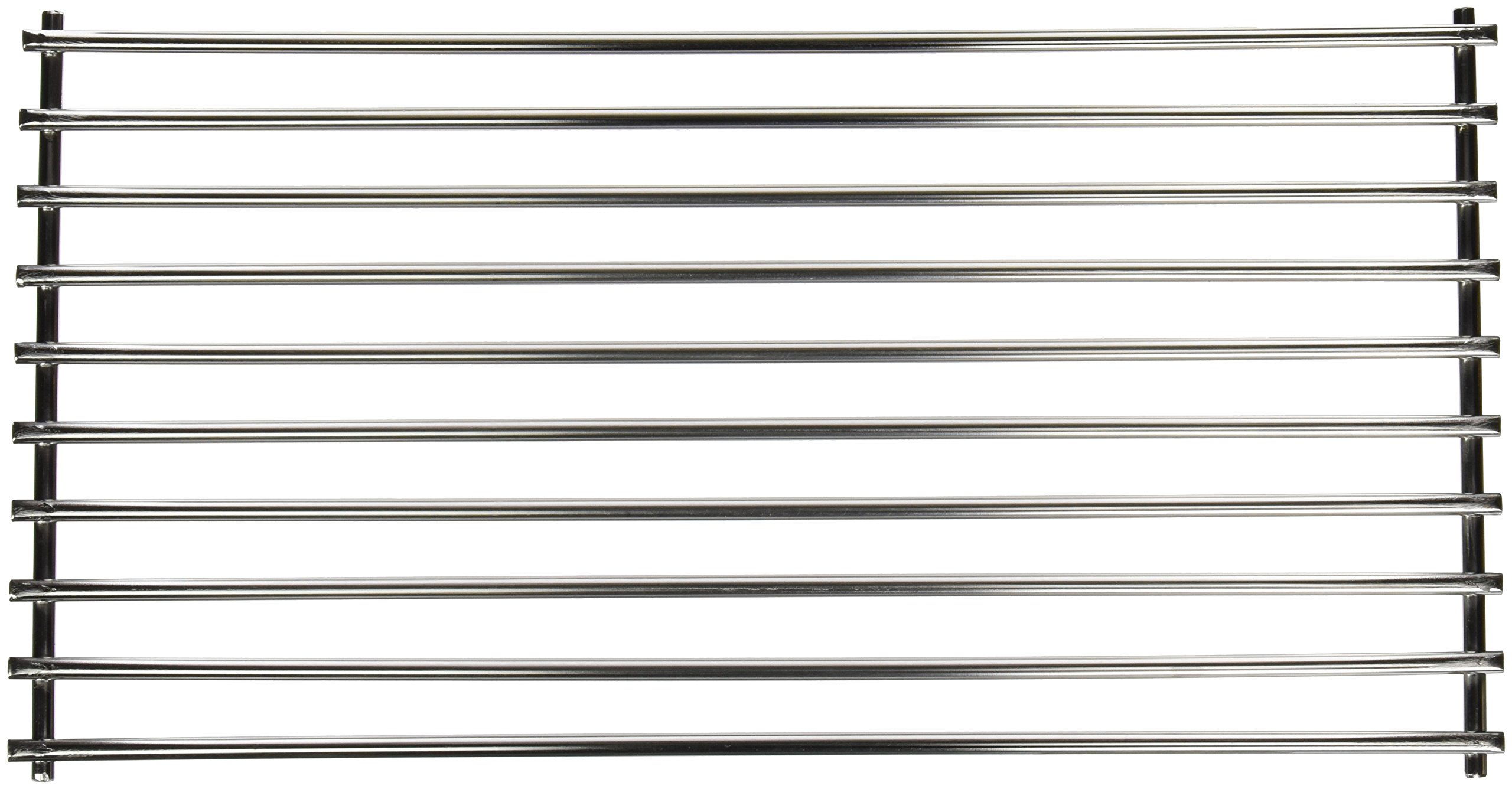 Music City Metals 53S33 Stainless Steel Wire Cooking Grid Replacement for Select Brinkmann and Tuscany Gas Grill Models, Set of 3