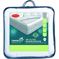 Tontine T6139 Comfortech Anti Allergy Mattress Protector, Double