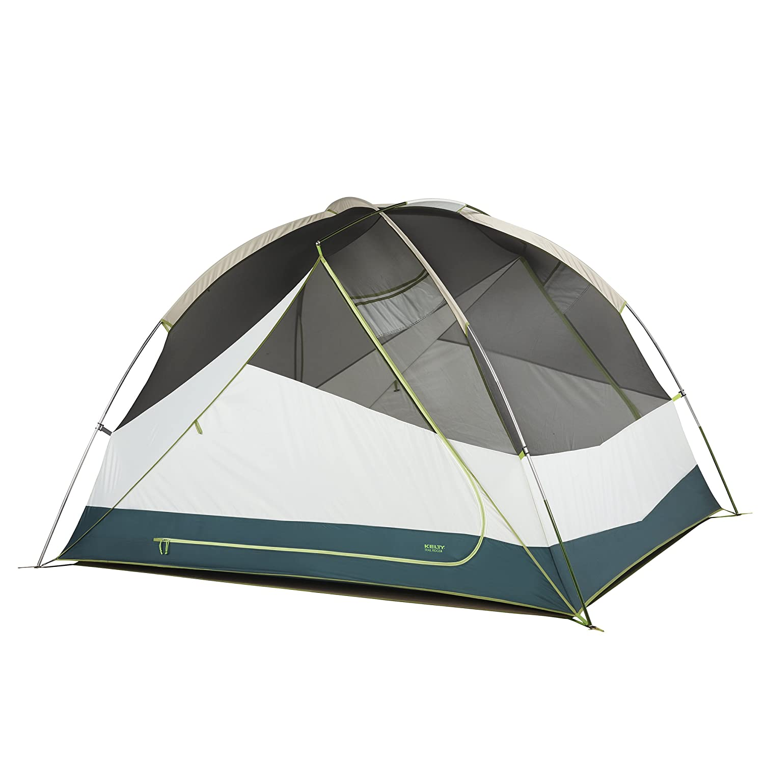 Amazon.com  Kelty Trail Ridge 4 Tent with footprint - 4 Person  Sports u0026 Outdoors  sc 1 st  Amazon.com & Amazon.com : Kelty Trail Ridge 4 Tent with footprint - 4 Person ...