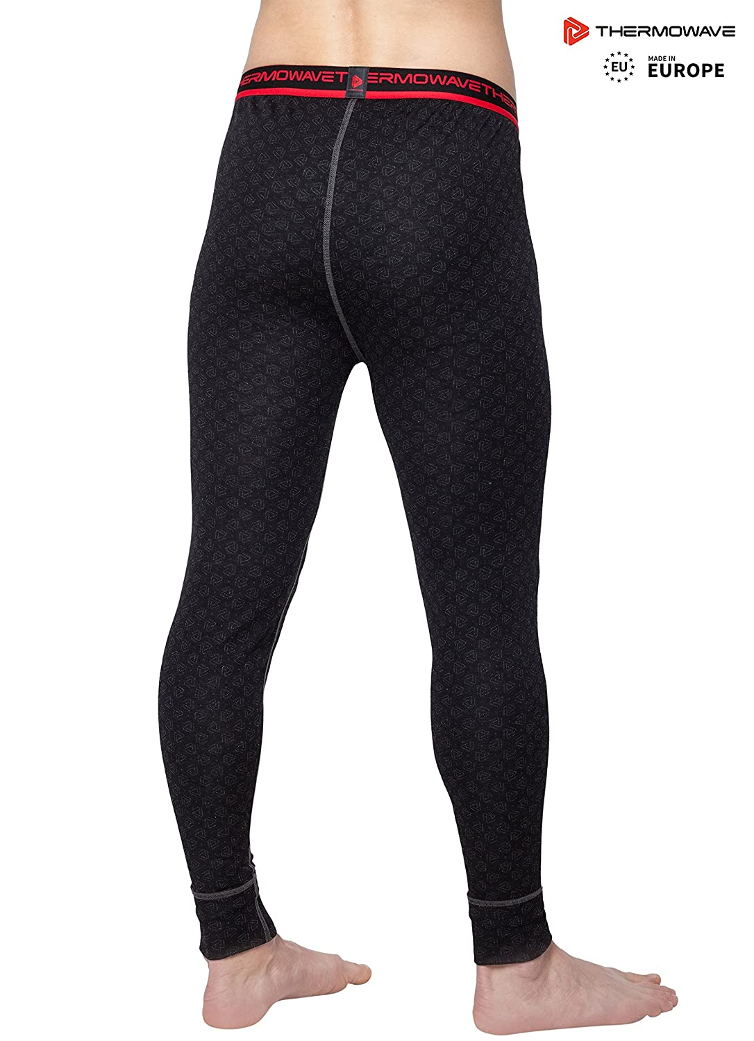 2246e31fd5f4 Amazon.com: Thermowave - Merino Xtreme/Mens Merino Wool 200 GSM Thermal  Underwear Pants: Sports & Outdoors