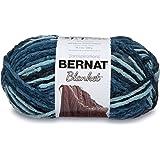 Bernat Blanket Yarn, Teal Dreams
