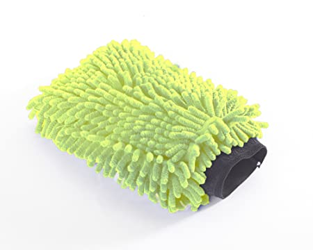Home Fashion Designs Premium Professional Quality Car Wash Mitt