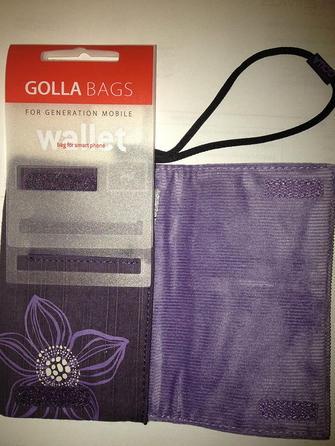golla generation mobile  : Golla Bags Generation Mobile Smart Phone Wallet Milfoil ...