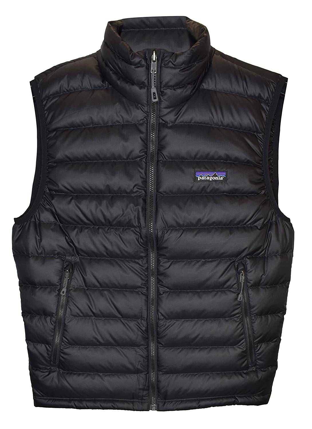 Patagonia Down Chaleco, Hombre 84622-NBRR