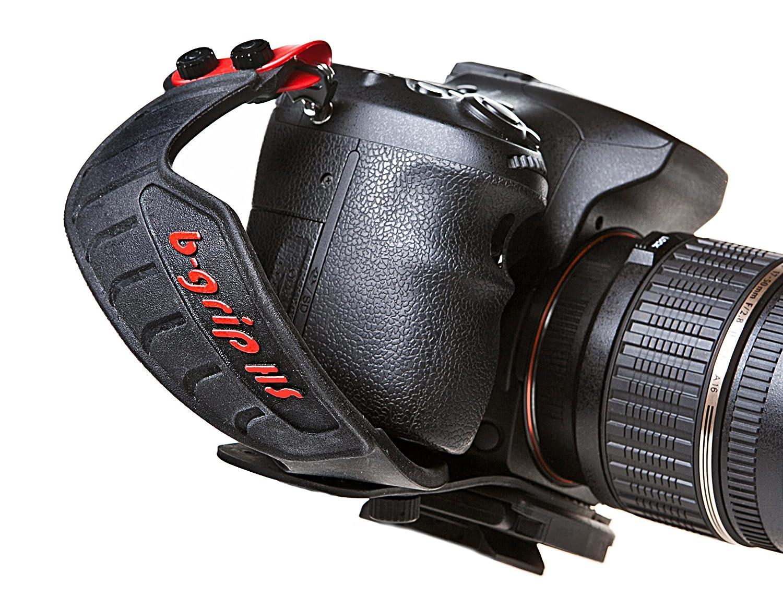 FASCETTA da polso per Canon EOS 5d Mark III Mano Cinghia giunto PASSANTE PER CINTURONE