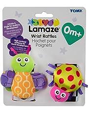 Lamaze LC27092 Muñequeras, 0-24 meses