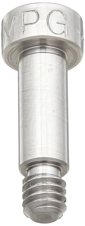 15//32 Shoulder Length 3//16 Shoulder Diameter 15//32 Shoulder Length Auccurate Manufacturing STR71031C07.5 Standard Tolerance Socket Head Cap Meets ASME B18.3 Alloy 405 Monel Shoulder Screw 3//16 Shoulder Diameter Hex Socket Drive #8-32 Thread Size