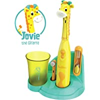 Brusheez Children's Electronic Toothbrush Set (Jovie the Giraffe)