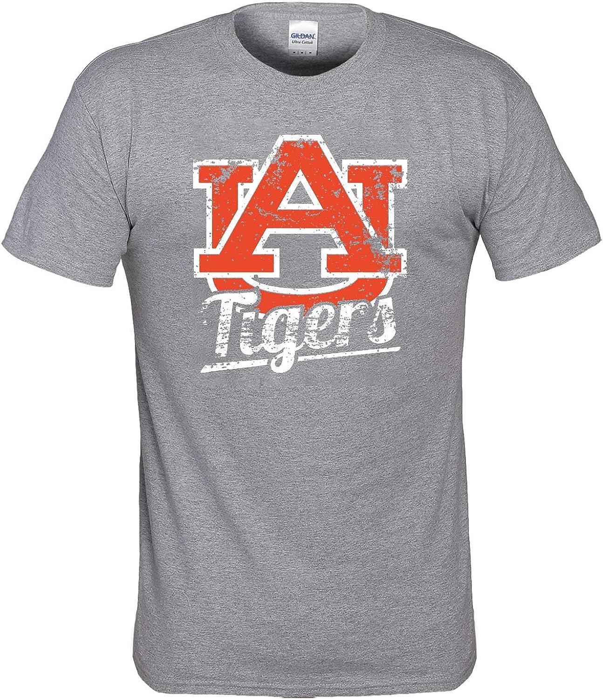 New World Graphics NCAA Distressed Logo T-Shirt - Multiple Teams