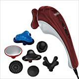 Wahl Hot Cold Therapy Electric Massager for Sore Muscles, Back, Neck, Shoulder, Leg, Foot, Full Body Pain Relief & Relaxation, by The Brand Used by Professionals #04295-400