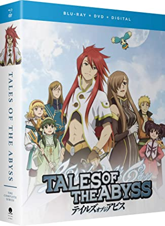 Amazon com: Tales of the Abyss: The Complete Series [Blu-ray
