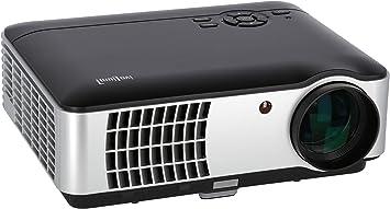 ivolum LED Proyector de Cine en casa HBP-3000: Amazon.es ...