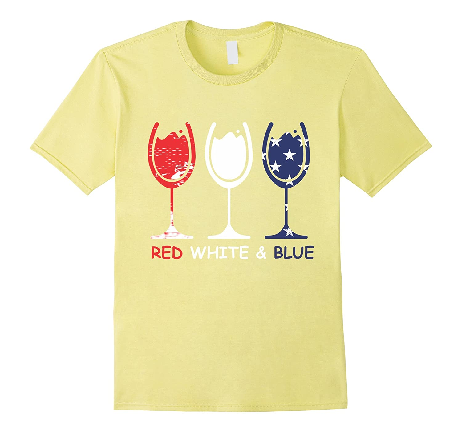 669055ff9 Drinking shirts Red White Blue Funny Wine Glass T Shirt-PL – Polozatee