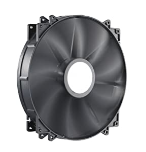 Cooler Master MegaFLow 200 Fan for Computer Cases