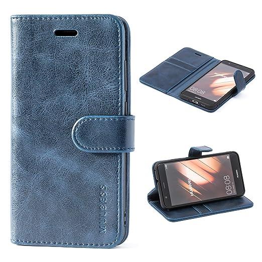 5 opinioni per Custodia Huawei P10 Lite, Cover Huawei P10 Lite, Mulbess Custodia In Pelle Con