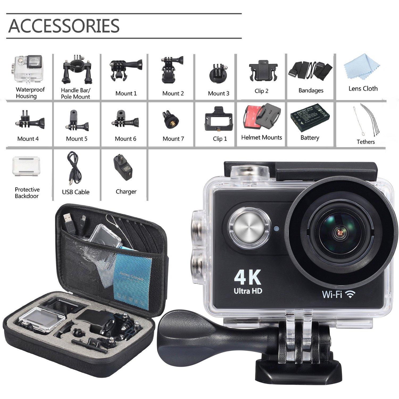 Top 5 Best Action Camera under $100 3