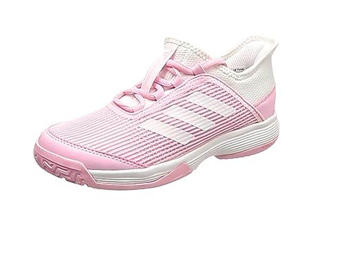 promo code d35da 136a3 adidas Adizero Club K, Chaussures de Tennis Mixte enfant Rose (True  PinkFtwr