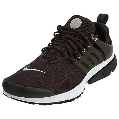 low priced b30e0 dc6ea Nike Air Presto Essential Men Velvet Brown Light Bone 848187-200 (8)  Buy  Online at Low Prices in India - Amazon.in