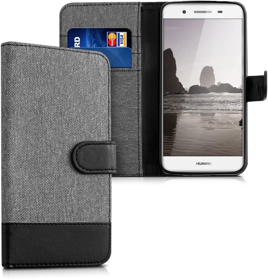 kwmobile Huawei GR3 / P8 Lite Smart Custodia Portafoglio ...