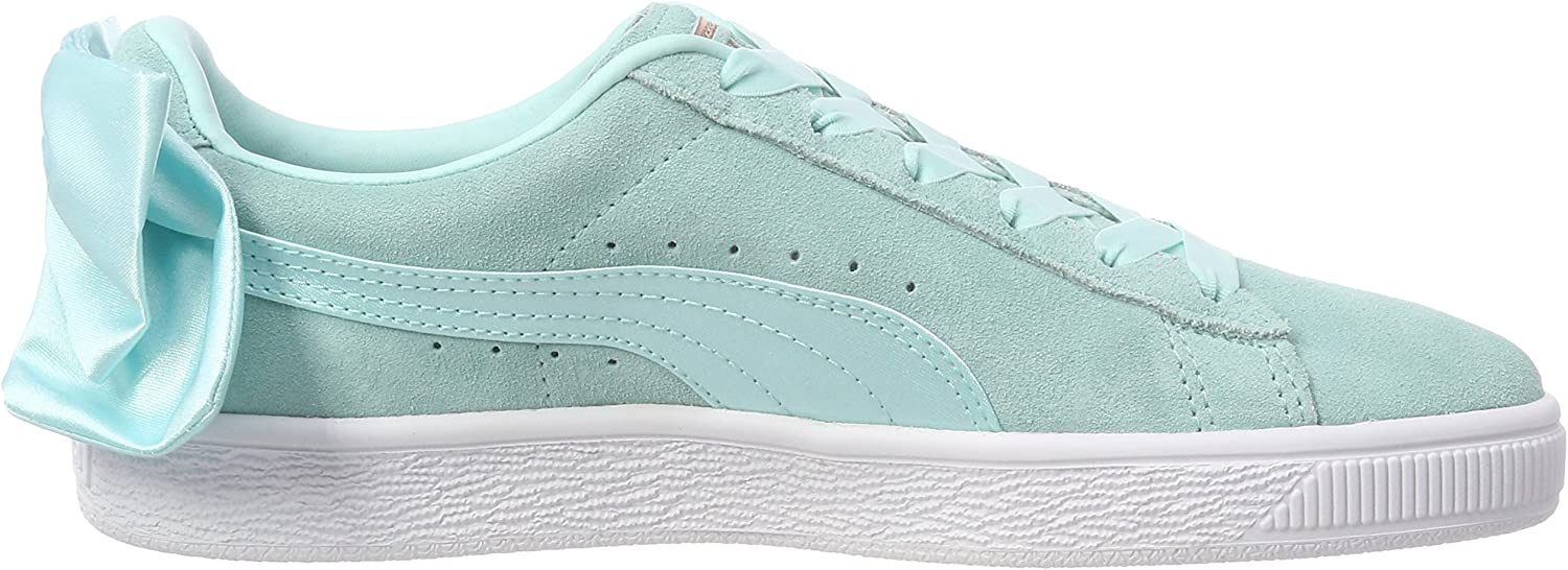 PUMA Women's Suede Bow WN's Trainers