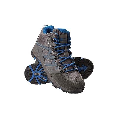 Mountain Warehouse Oscar Kids Hiking Boots - for Girls & Boys | Rain